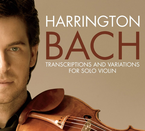 Harrington Bach Album