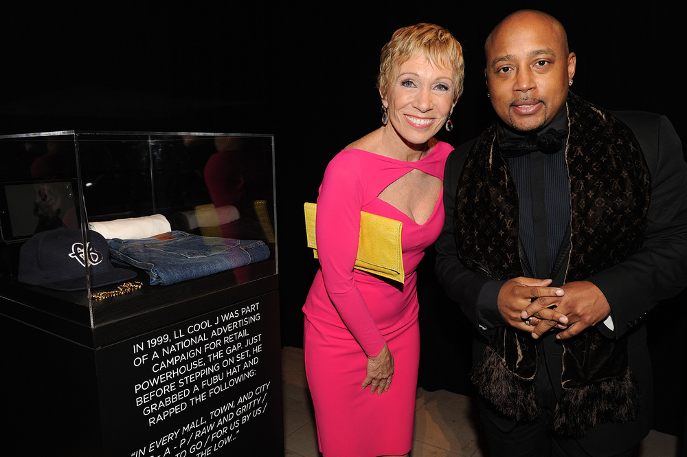 "Businesswoman and ""Shark Tank"" judge, Barbara Corcoran attends The Hennessy Privilège Awards honoring entrepreneur, Daymond John."