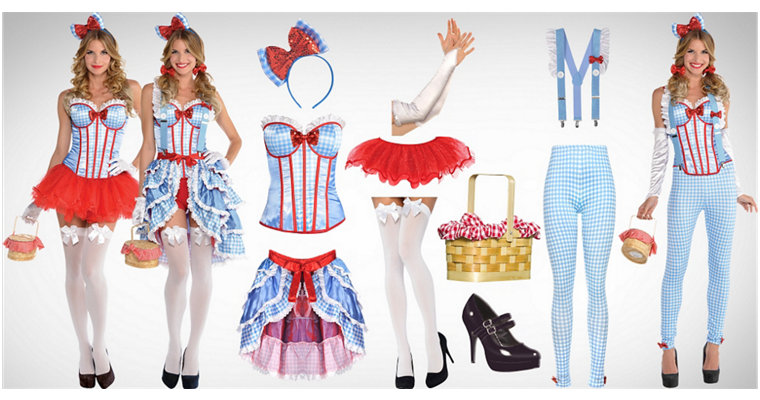 easy last minute halloween costumes from party city eversopopular