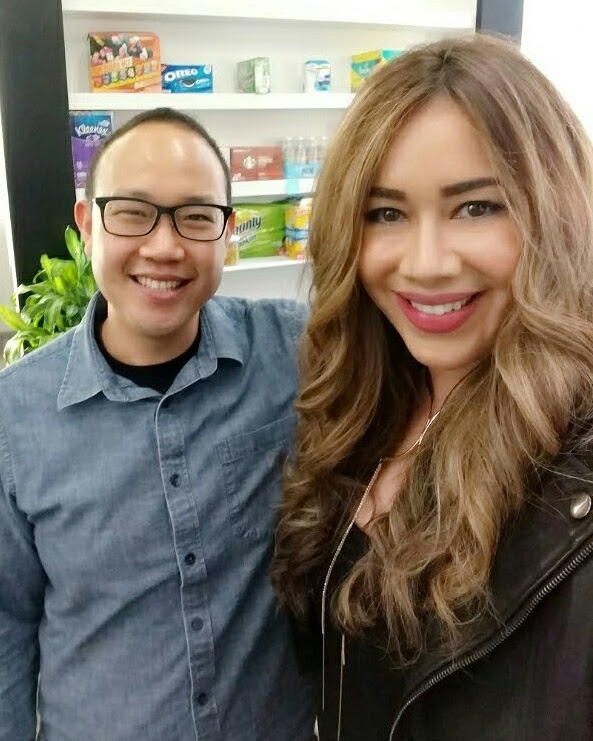 LeAura Luciano Interviews Chieh Huang for EverSoPopular