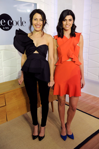 Lisa Edelstein Appeared on Amazon's live stream fashion and beauty show  Style Code Live  in an episode that aired on January 9  th  , 2017.