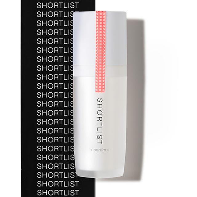 shortlist beauty serum