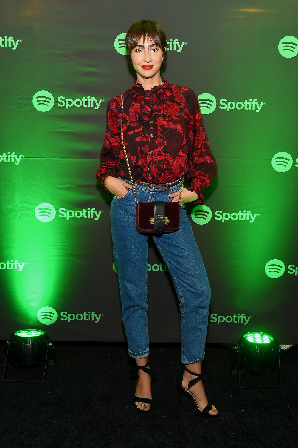 Jackie Cruz at Spotify's Soundtrack de Mi Vida Campaign Celebration 2.jpg