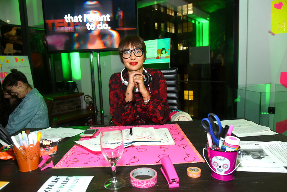 Jackie Cruz Spotify's Soundtrack de Mi Vida Campaign Celebration 3.jpg