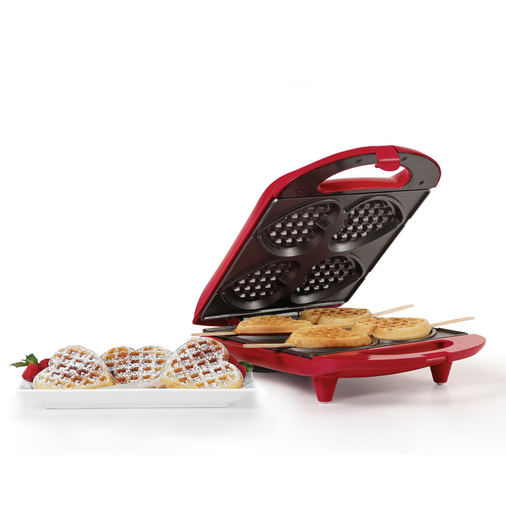 Holstein Housewares Heart Shaped Waffle Maker (7802949).jpg
