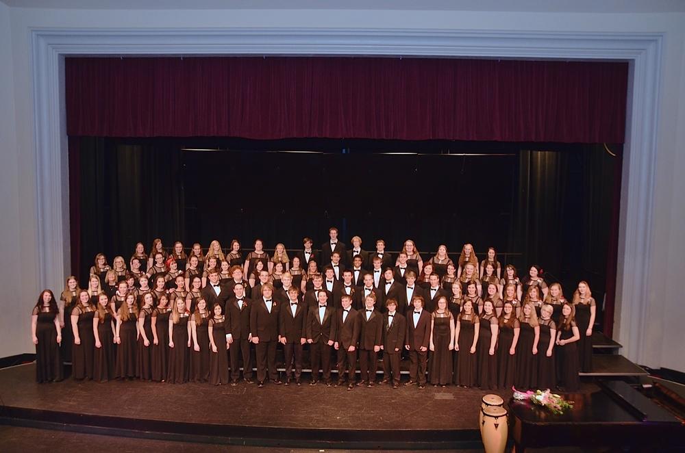 MSHS Redmen Chorale