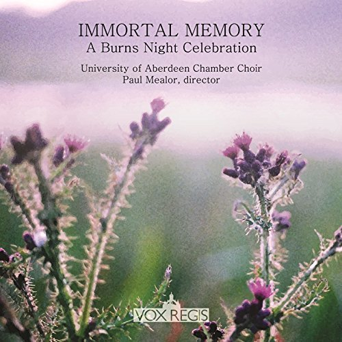 Features 'The Immortal Memory'