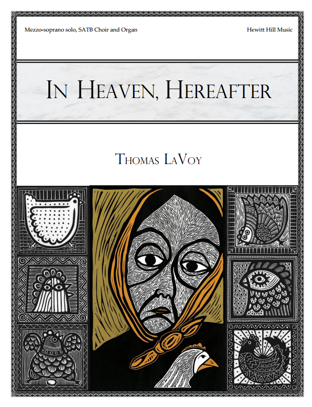 In Heaven, Hereafter , the new work based on the life and writings of Nancy Luce.