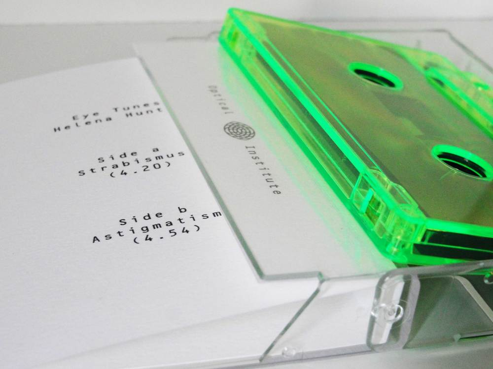 Eye Tunes, Mixtape Cassette, 2013