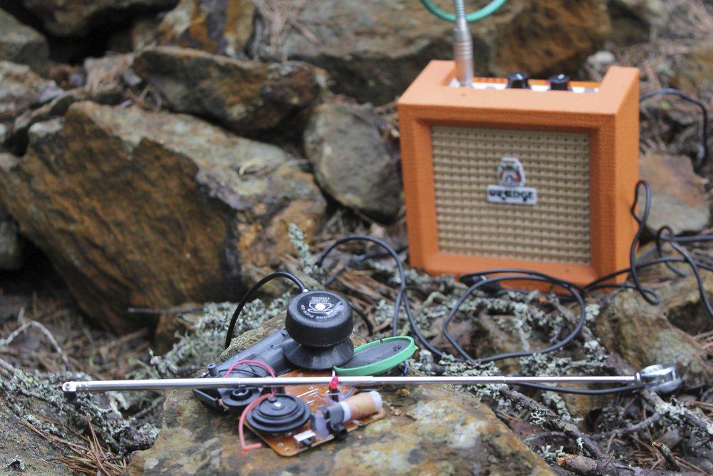 Radiophony 29 , broadcast detail, 2016