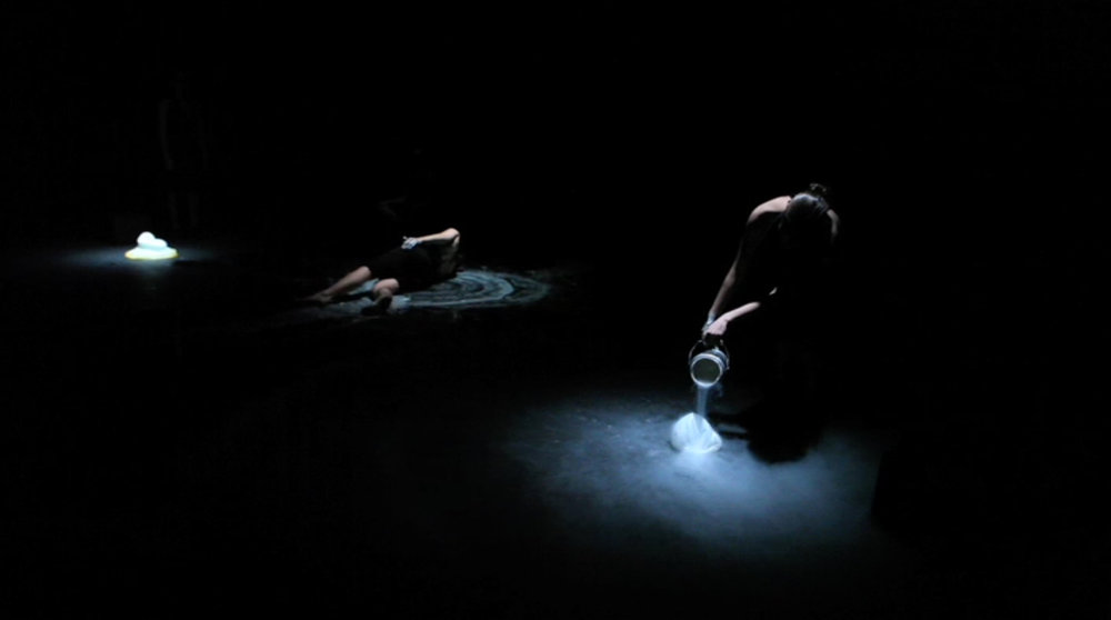 dis-locate, film still, 2009