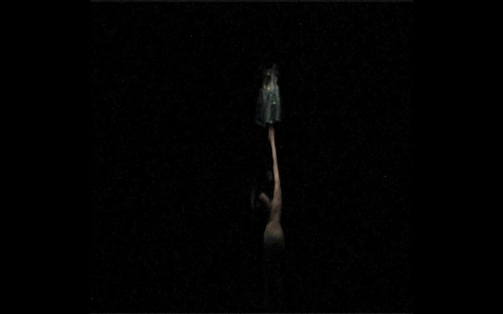 Tracing Shadows, still from film documentation, 2007