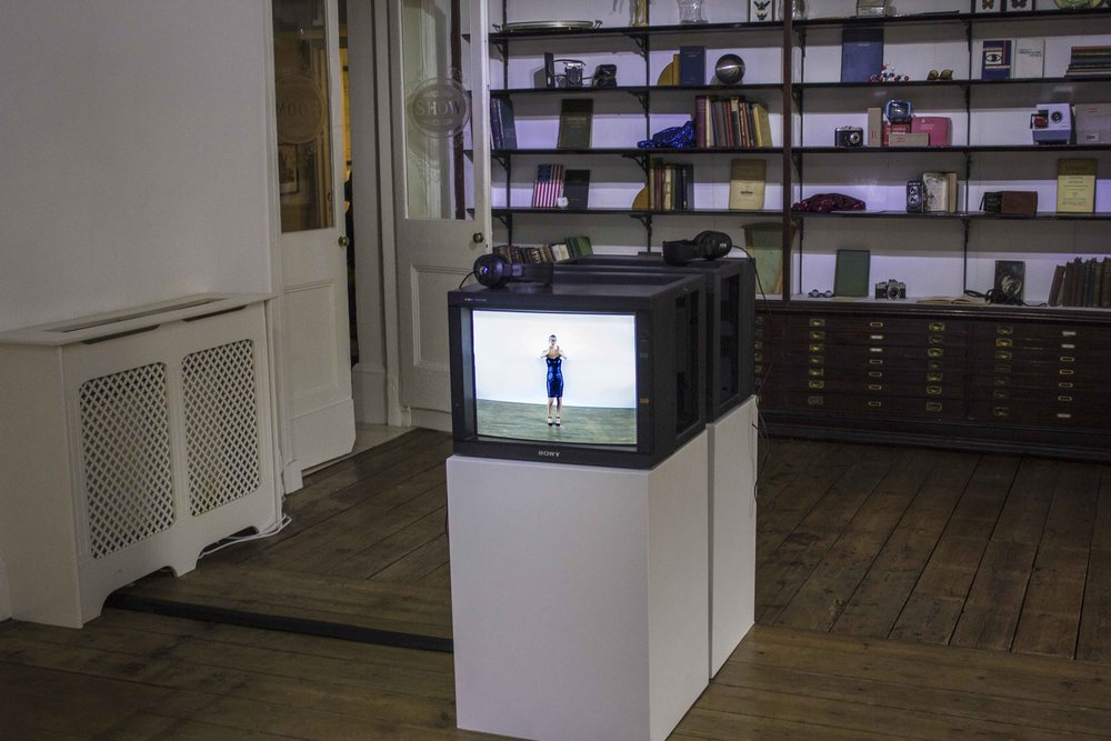 Observation 2, single screen video, 2015