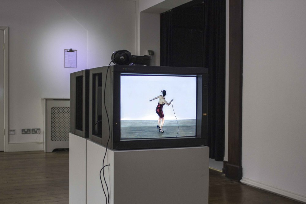 Observation 1,  single screen video ,  2015