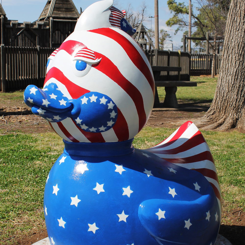 LIBERTY BILL DUCK
