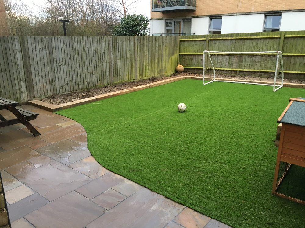 Turfing & artificial grass