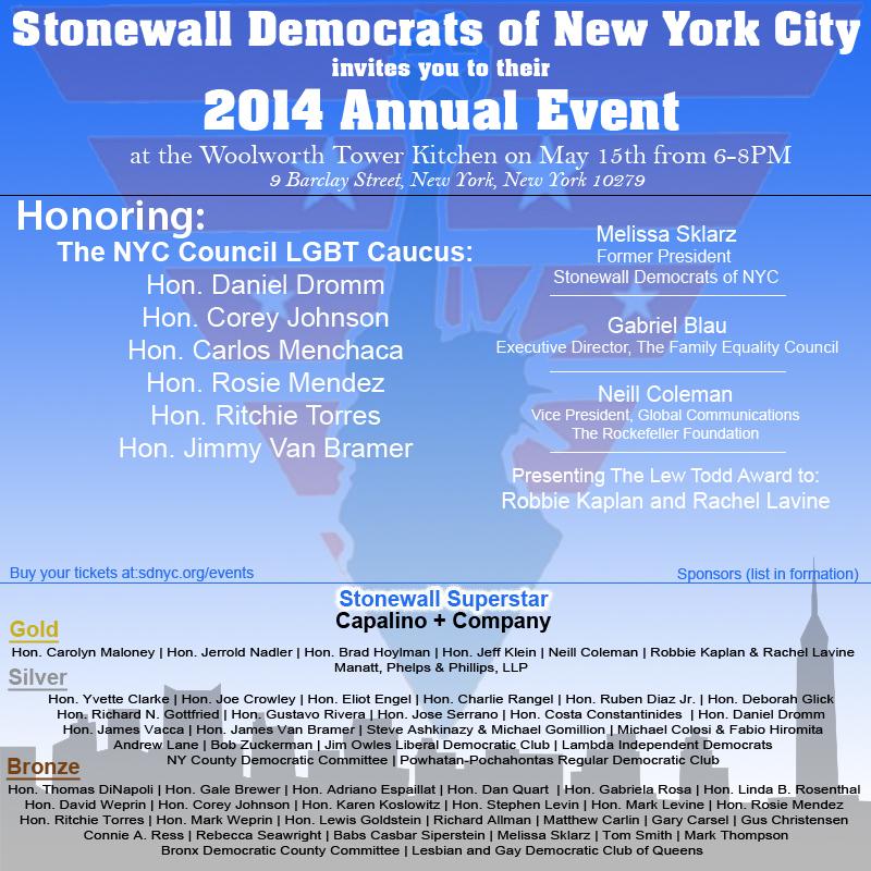 SDNYC 2014 Event