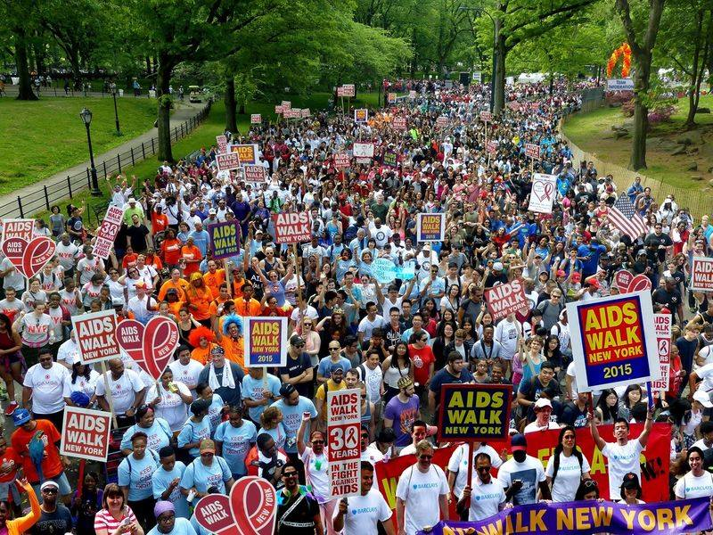 JOIN SDNYC at AIDS Walk - The fight isn't over. We don't have a vaccine, we don't have a cure, and we have millions living with HIV. That's why GMHC and the crucial services they provide are so important.Sign up to walk with us:  https://ny.aidswalk.net/Account/Register?teamid=59740Or donate to our team:https://ny.aidswalk.net/SDNYC