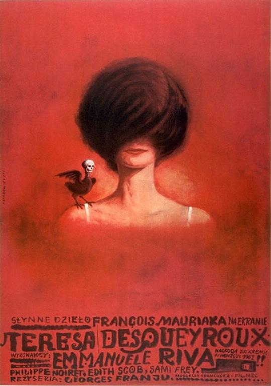 Poster design by Franciszek Starowieyski from 1964