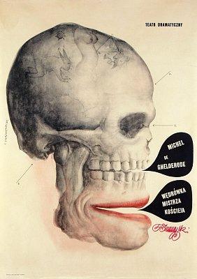 Poster design by Franciszek Starowieyski