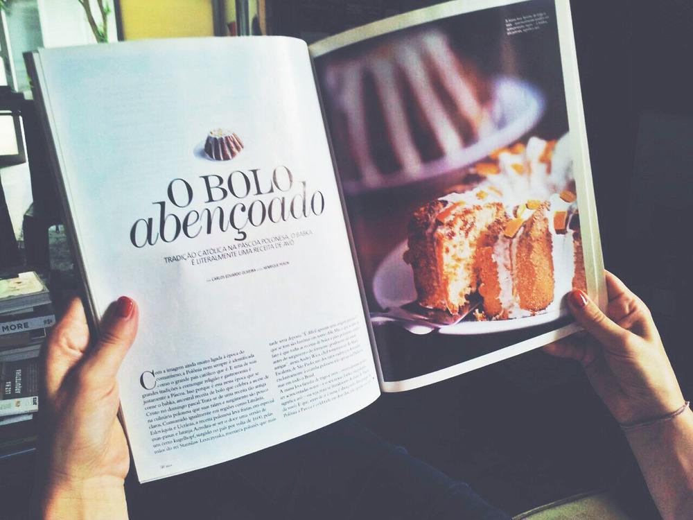 Gula, edição 241, 2013.