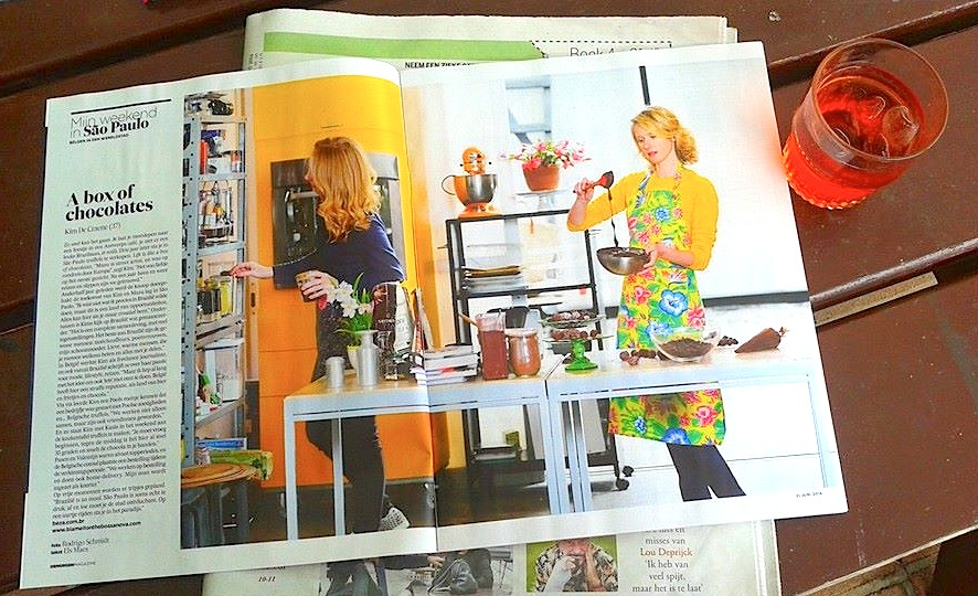 De Morgen Magazine, 21.06.2014, Belgica.