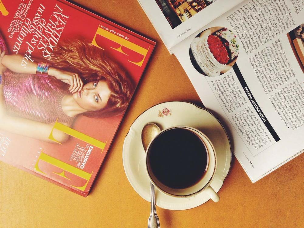 Elle Brasil, janeiro 2015.