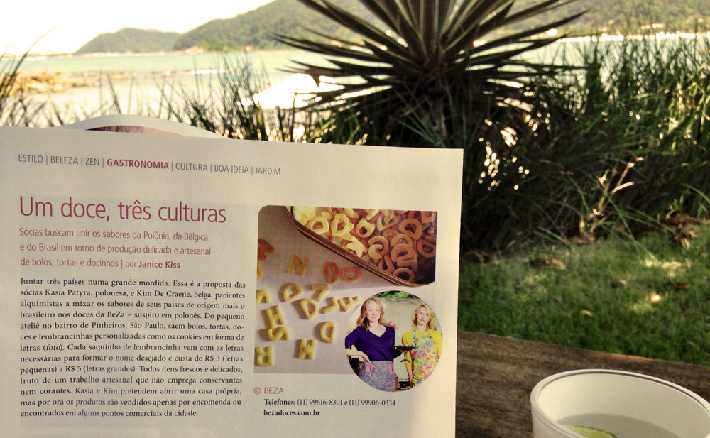 Bons Fluidos, Edição 193, Abril 2015.