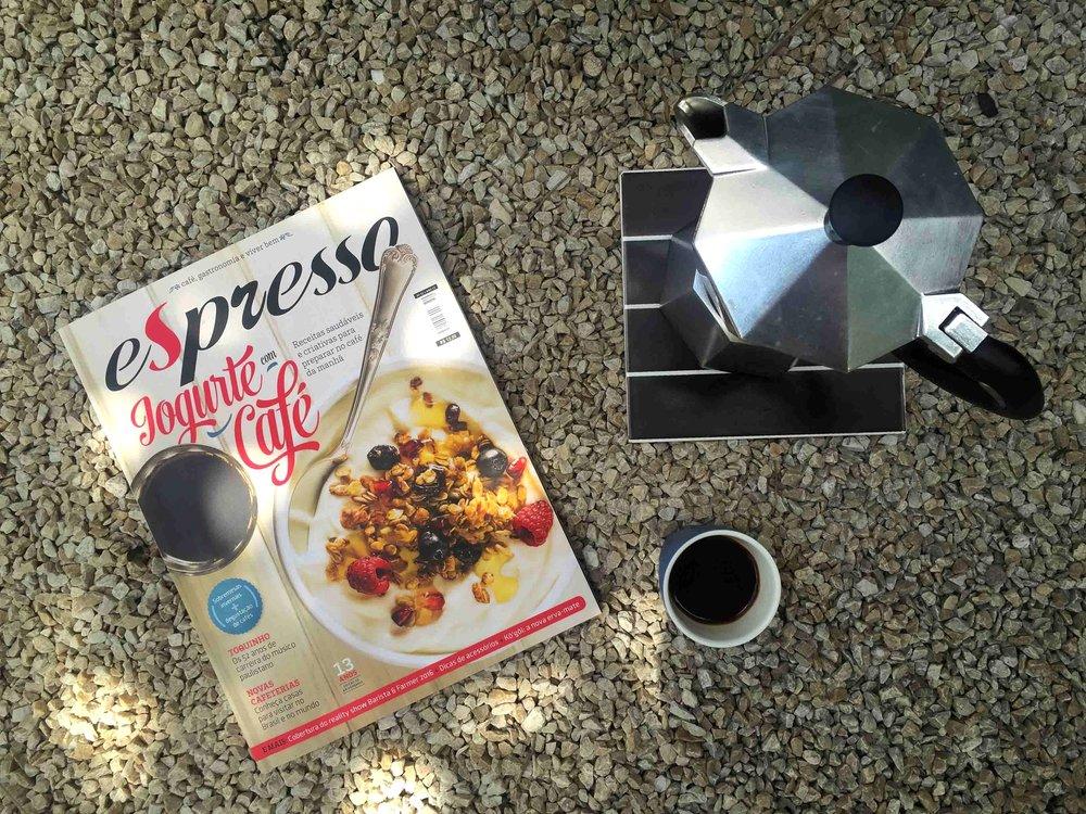 Revista Espresso, Edição 52, Junho,Julho,Agosto 2016.