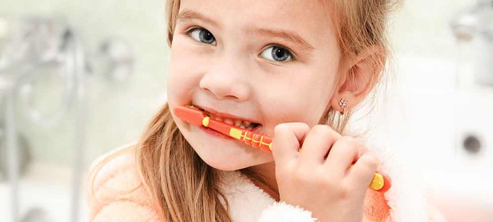 Brushing & Flossing - Craik Pediatric Dentistry
