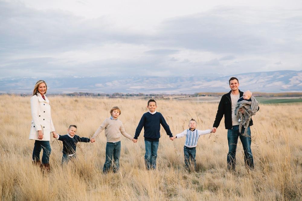 The Craik Family