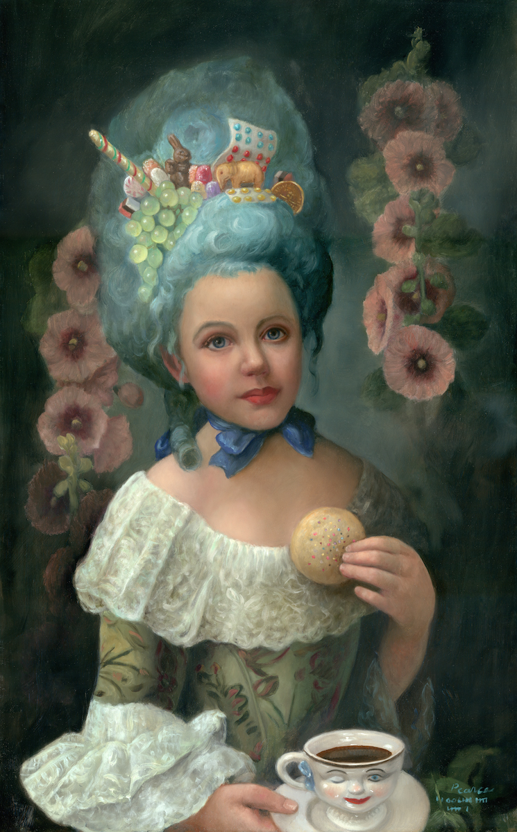 """Cookie""   Giclee print, Limited edition of 10  $540"