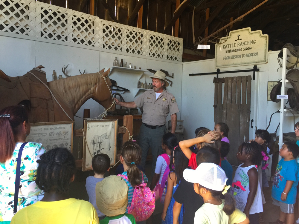Penasquitos Adobe Ranch House Field Trip