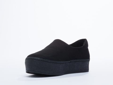 opening ceremony slip on platform sneakers.