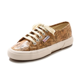 superga cork shoes.