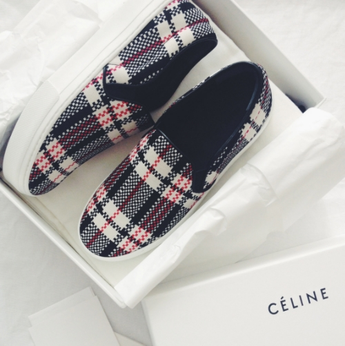 celine shoes now.