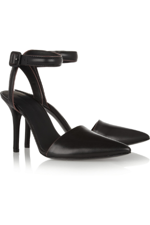 now I can finally get these alexander wang lovisa ankle strap pumps.