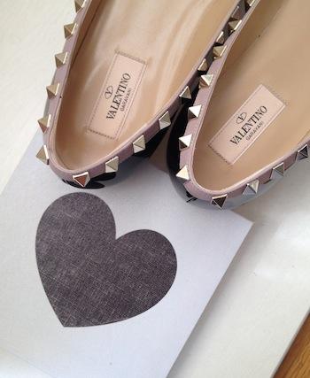 valentino love.