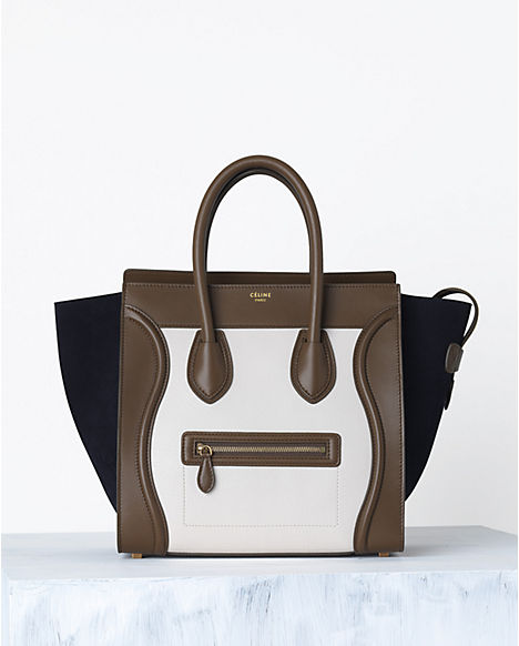 celine luggage.