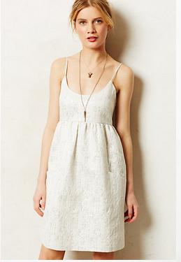 ambrose jacquard dress.