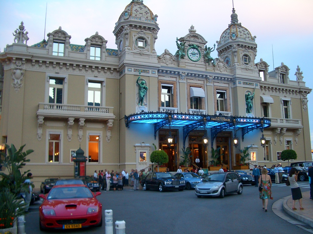 the casino de monte carlo.
