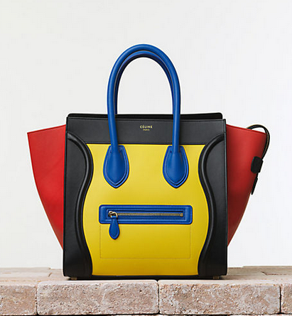 lusting after this Céline bag.