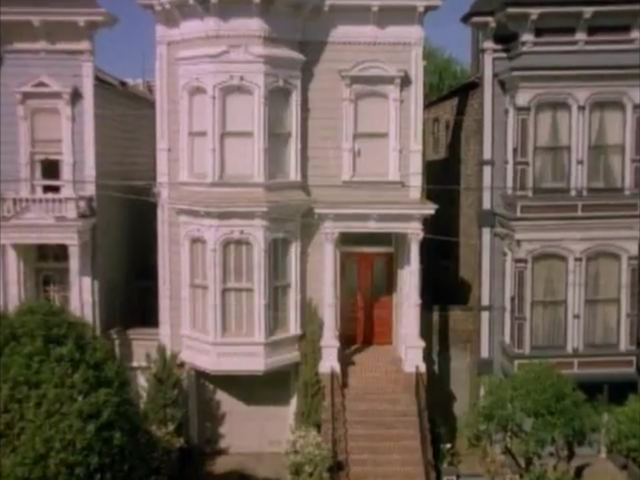 real Full House house