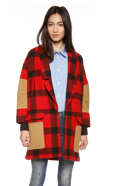 Rachel Comey Plaid Perfection.