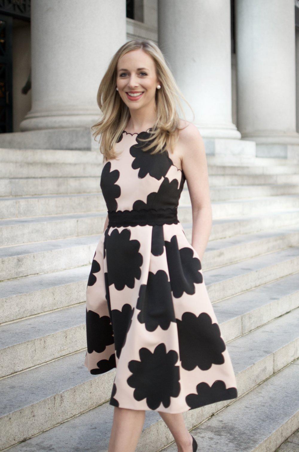 Kate Spade Petal Dress c/o of Kate Spade