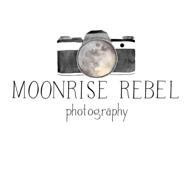MOONRISE REBEL // Modern Portraits