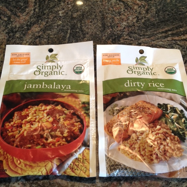 Simply Organic Jambayala and Dirty Rice.JPG