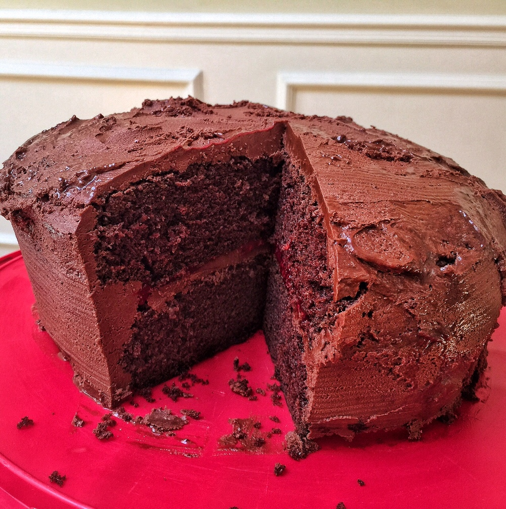 Chocolate Cake Whole.JPG