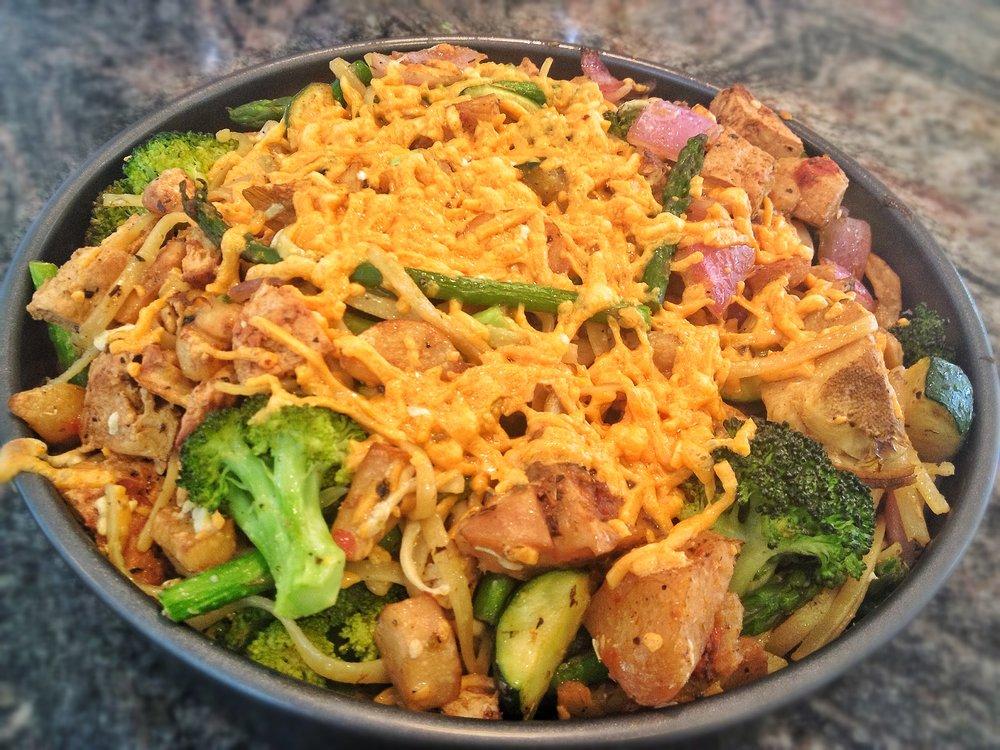 Cheezy Noodles