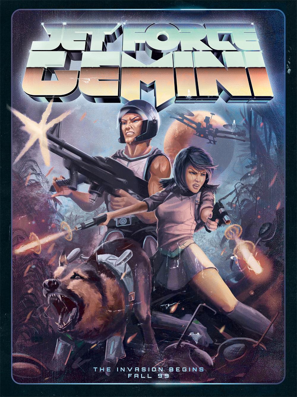 Jet Force Gemini -